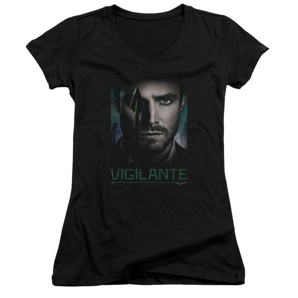 Arrow Good Eye Junior V Neck T-Shirt