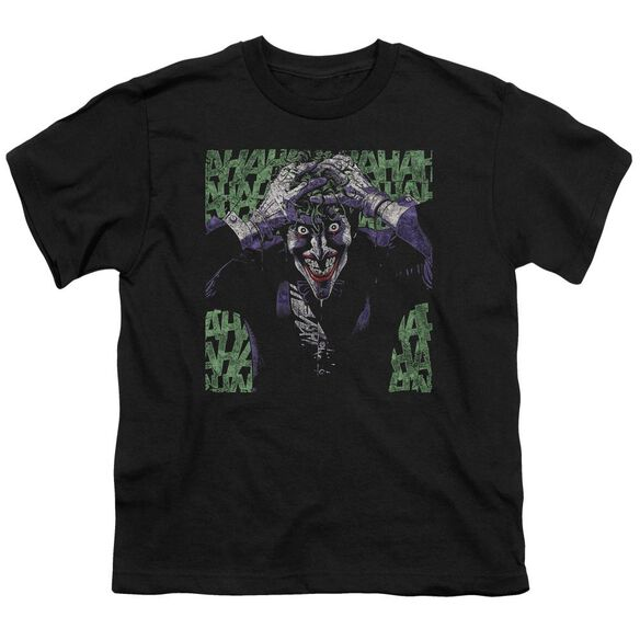 Batman Insanity Short Sleeve Youth T-Shirt