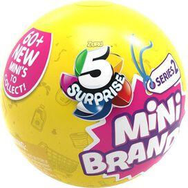 Zuru 5 Surprise Mini Brands! Series 2 Mystery Pack
