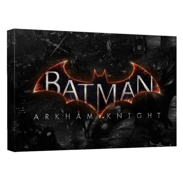 Batman Arkham Knight Ak Logo Quickpro Artwrap Back Board