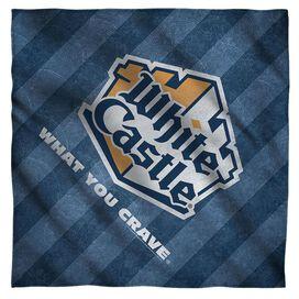 Castle Logo Bandana