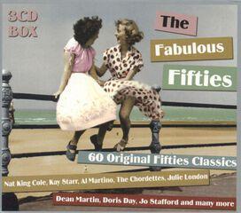 Various Artists - Fabulous Fifties: 60 Original Fifties Classics [Box Set]