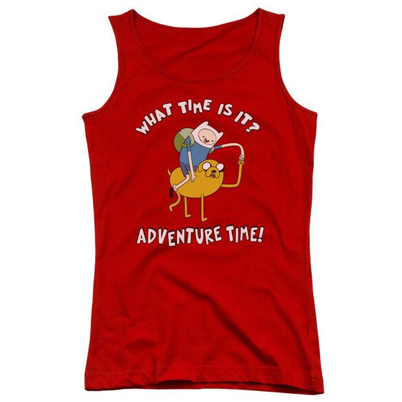 Adventure Time Ride Bump Juniors Tank Top