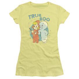 CASPER TRUE BOO-S/S T-Shirt