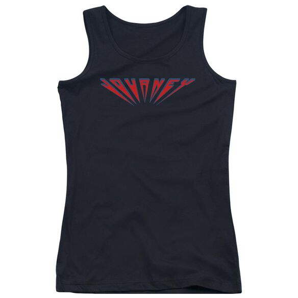 Journey Perspective Logo Juniors Tank Top