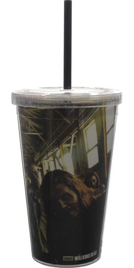 Walking Dead Walkers All Over Travel Cup