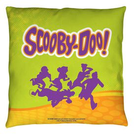 Scooby Doo Running Scared Throw