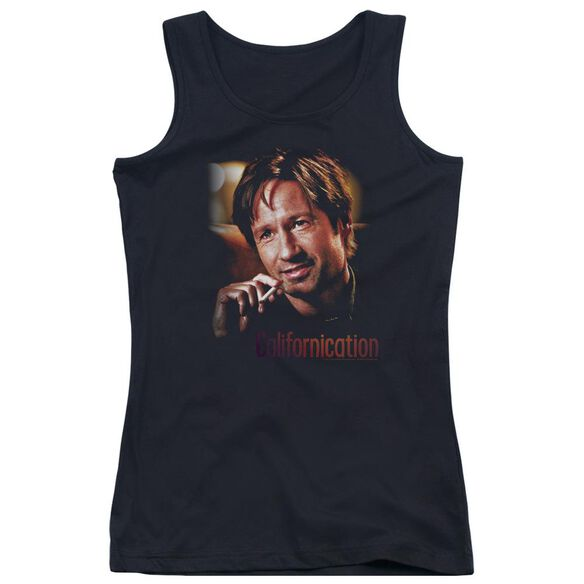 Californication Smoker Juniors Tank Top