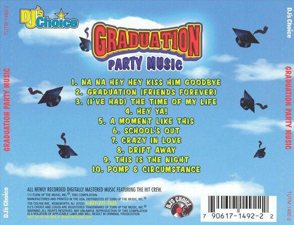 Graduation Party Music