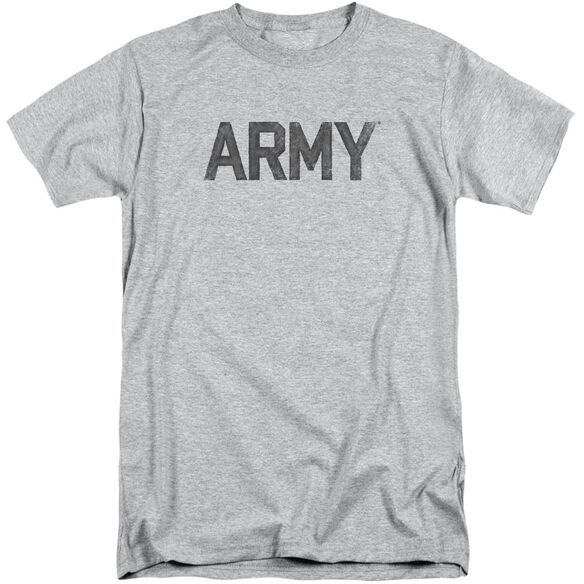 Army Star Short Sleeve Adult Tall Athletic T-Shirt