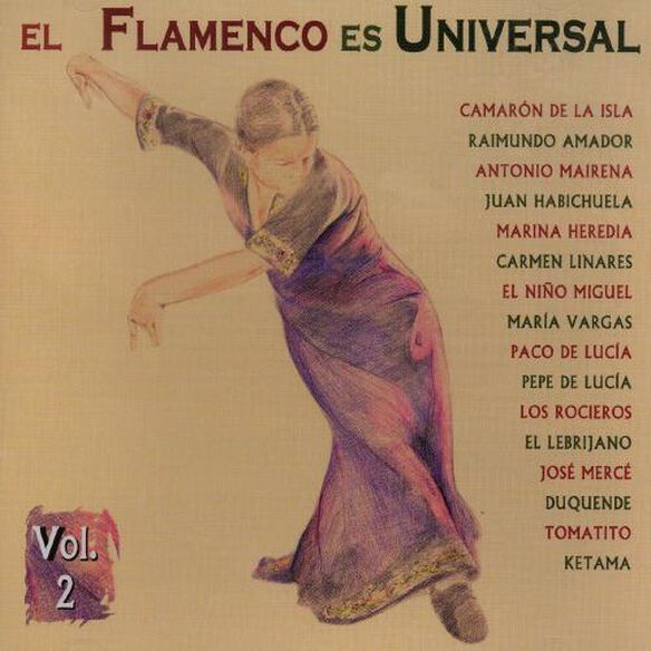 Flamenco Es Universal 2 / Various