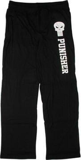 Punisher Logo Name Pajama Pants