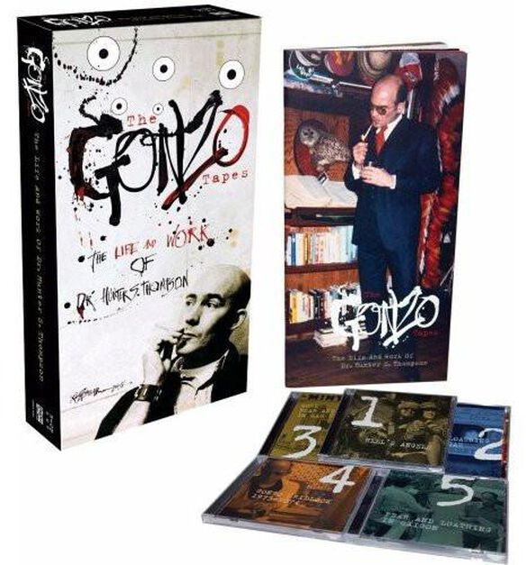 Hunter S. Thompson - The Gonzo Tapes: The Life and Work Of Dr Hunter S. Thompson