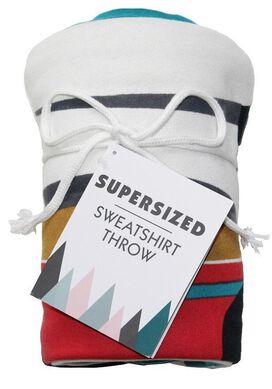 Pho Real Panda Supersized Sweatshirt Throw Blanket