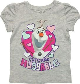Frozen Olaf Huggable Toddler T-Shirt