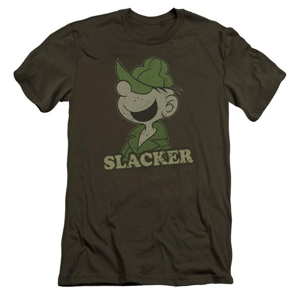 Beetle Bailey Slacker Premuim Canvas Adult Slim Fit Military