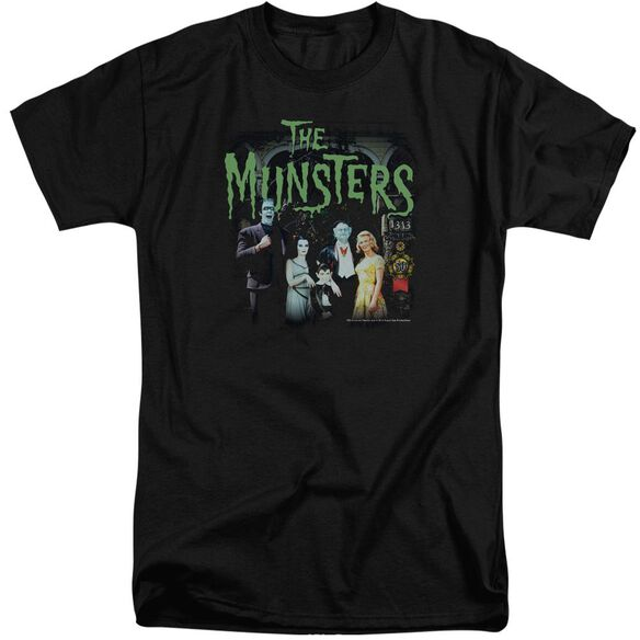 The Munsters 1313 50 Years Short Sleeve Adult Tall T-Shirt