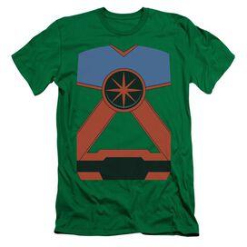 JLA MARTIAN MH-S/S ADULT T-Shirt