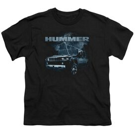Hummer Stormy Ride Short Sleeve Youth T-Shirt