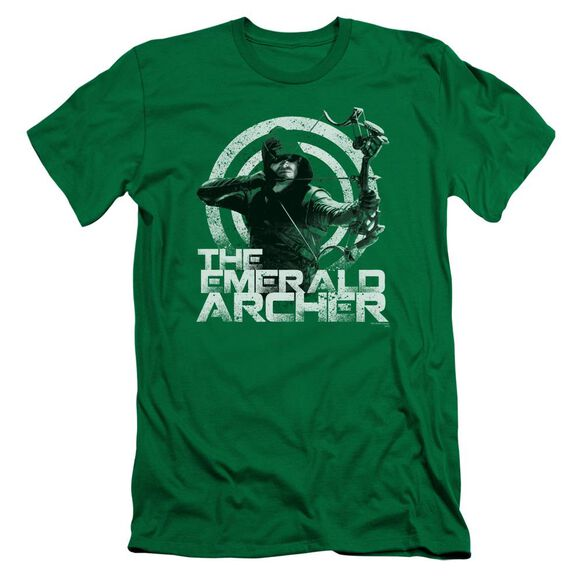 Arrow Archer Short Sleeve Adult Kelly T-Shirt
