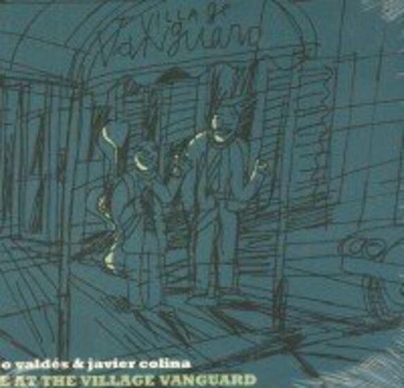 Javier Colina - Live at the Village Vanguard