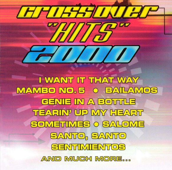 """Crossover """"Hits"""" 2000 300"""
