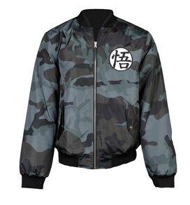 Dragon Ball Z Saiyan Camoflage Jacket