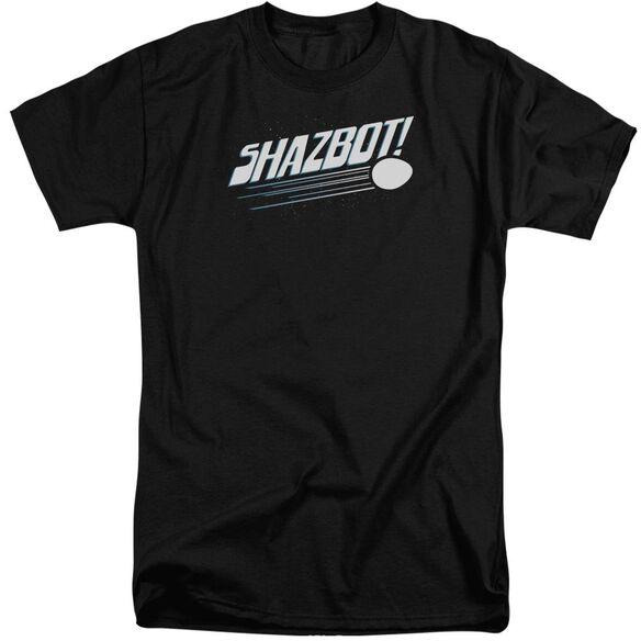 Mork & Mindy Shazbot Egg Short Sleeve Adult Tall T-Shirt