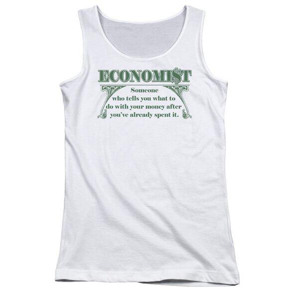 Economist What To Do Juniors Tank Top