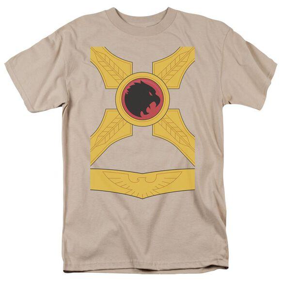Jla Hawkman Short Sleeve Adult T-Shirt