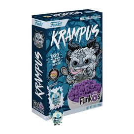 Krampus Funko's Cereal