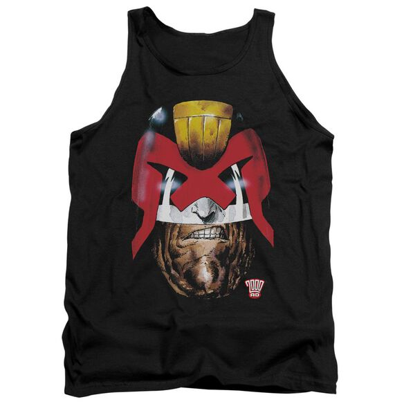 Judge Dredd Dredd's Head Adult Tank