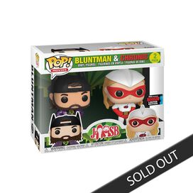 Funko Pop! Bluntman & Chronic NYCC 2019