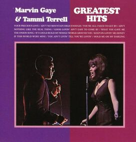 Marvin Gaye & Tammi Terrell - Greatest Hits [Motown]