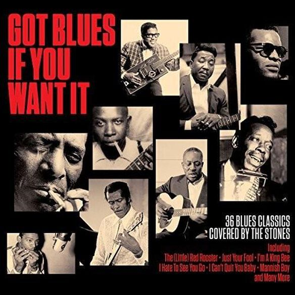 Got Blues If You Want It / Various (Uk)