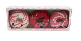Donut Sock Box [3 pack]
