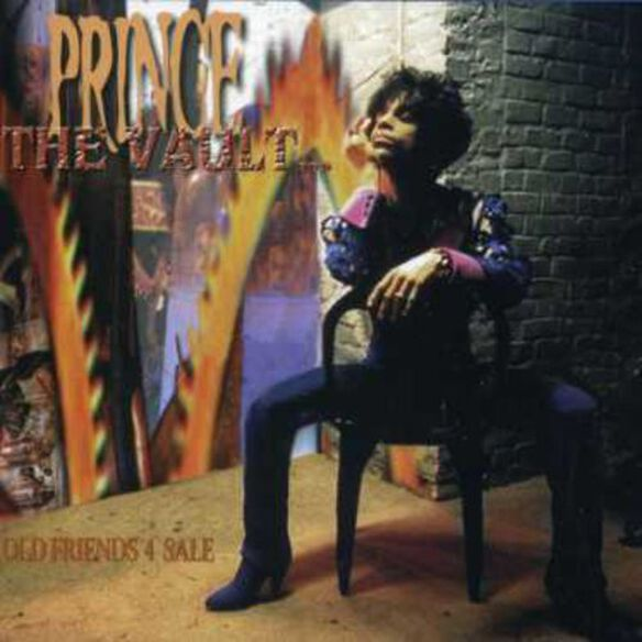 Prince & the Revolution - Vault: Old Friends 4 Sale