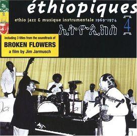Mulatu Astatke - Ethiopiques, Vol. 4: Ethio Jazz & Musique Instrumentale, 1969-1974