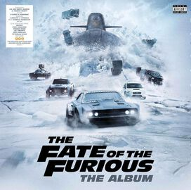 Fate of the Furious: The Album / Various - Fate of the Furious: The Album [Exclusive Light Blue Vinyl]