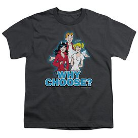 Archie Comics Why Choose Short Sleeve Youth T-Shirt