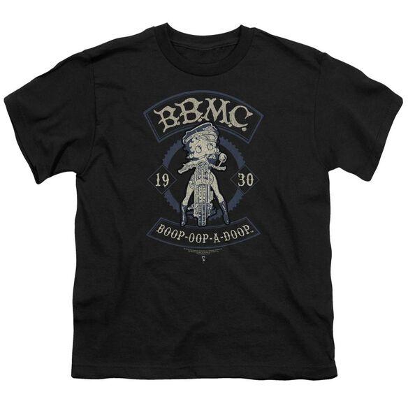 Betty Boop B.B.M.C. Short Sleeve Youth T-Shirt