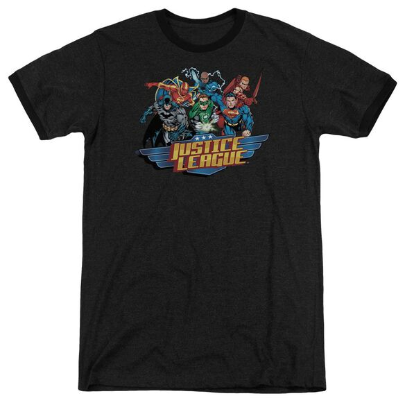 Jla Ready To Fight Adult Heather Ringer