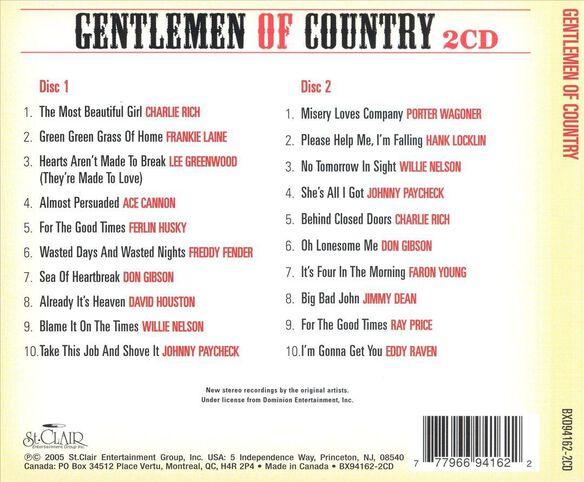 Gentlemen Of Country