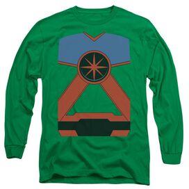 JLA MARTIAN MH-L/S ADULT T-Shirt
