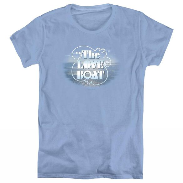 LOVE BOAT THE LOVE BOAT - S/S WOMENS TEE - T-Shirt
