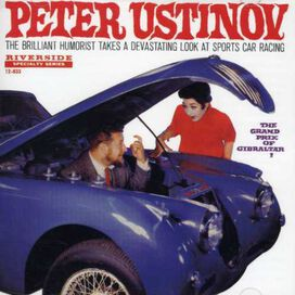 Peter Ustinov - Grand Prix of Gibraltar