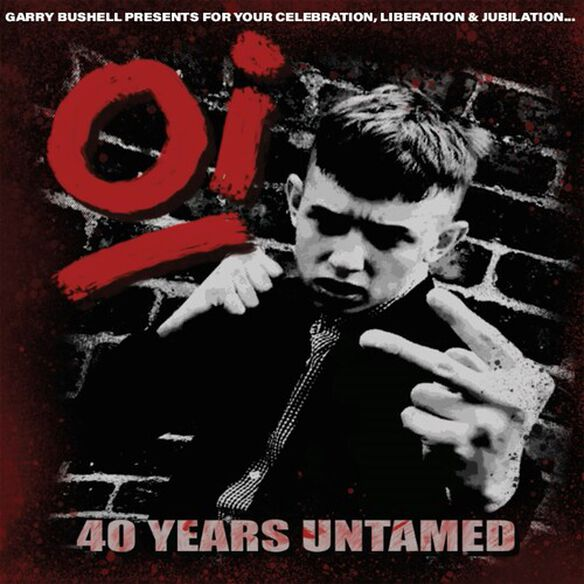 Various Artists - OI 40 Years Untamed (Various Artists)
