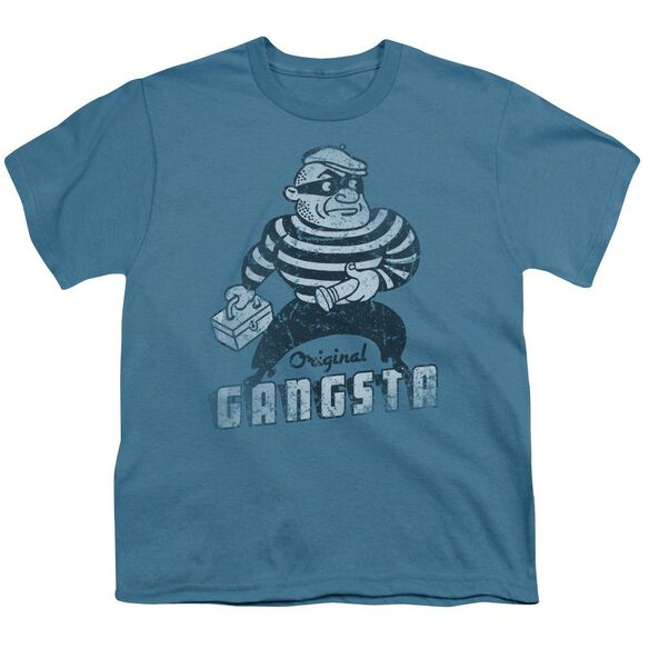 Original Gangsta Short Sleeve Youth T-Shirt