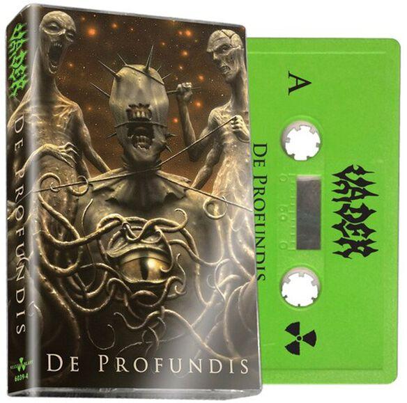 Vader - De Profundis (Lime Green Cassette)