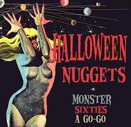 Various Artists - Halloween Nuggets Monster Sixties a Go / Various